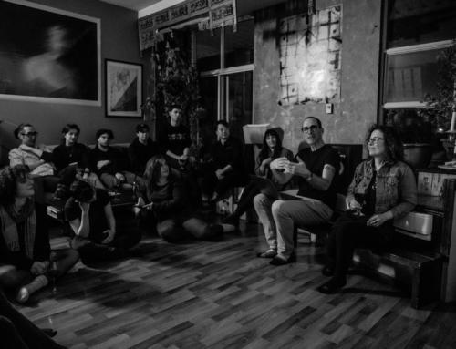 CONVERSALóN_30 with with Atefeh Khademolreza, Sophy Romvari, Atefeh Khademolreza and Sabrina Zhao.